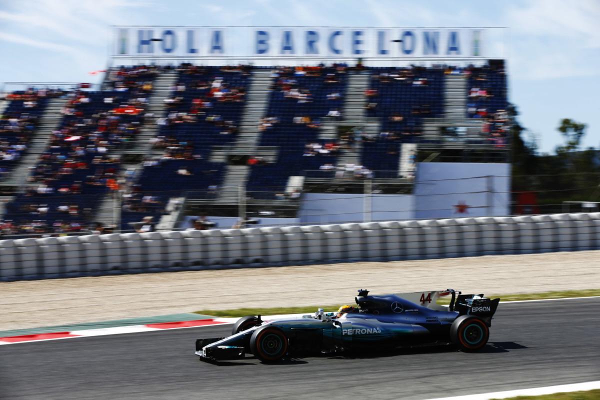 Spagna: probabile strategia su due soste per la gara
