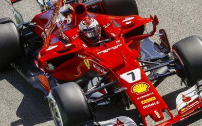 Spagna: Raikkonen-Vettel nelle FP3
