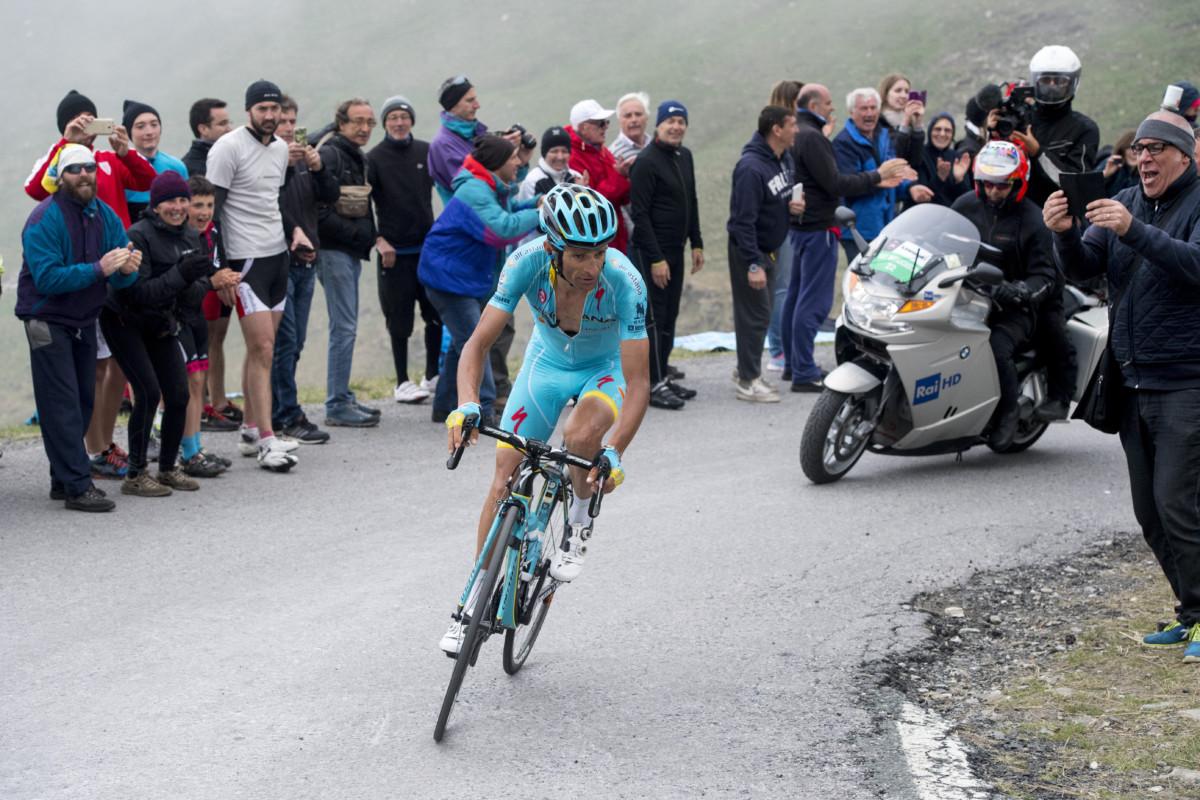 Giro d'Italia: il Mortirolo si chiamerà Salita Scarponi