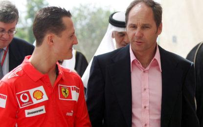 Berger crede nel miracolo Schumacher