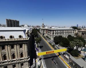 GP Azerbaijan: set e mescole scelti dai piloti