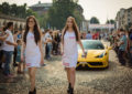 Cars & Coffee a Parco Valentino: grande successo