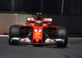 Azerbaijan: per la Ferrari un venerdì di studio