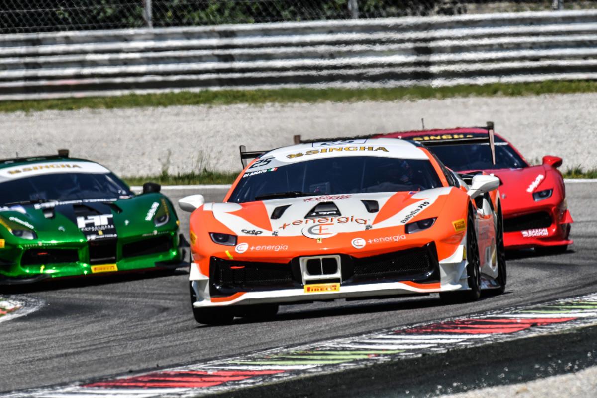Ferrari Challenge: tutti i vincitori del sabato a Monza