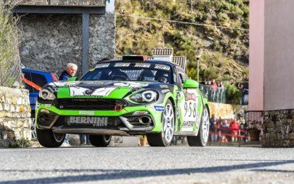 Trofeo Abarth 124 rally: il weekend del Salento