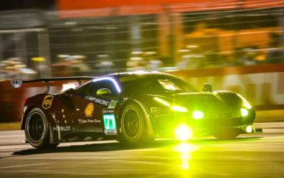 Le Mans: Ferrari #51 in prima fila, Rosse competitive in qualifica
