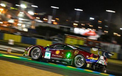 Le Mans: Davide Rigon soddisfatto delle qualifiche