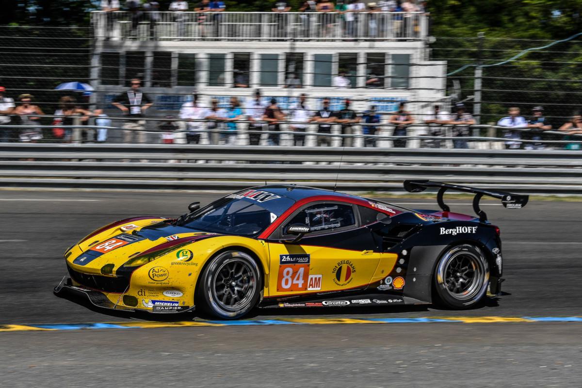Le Mans: tripletta Ferrari in GTE-AM