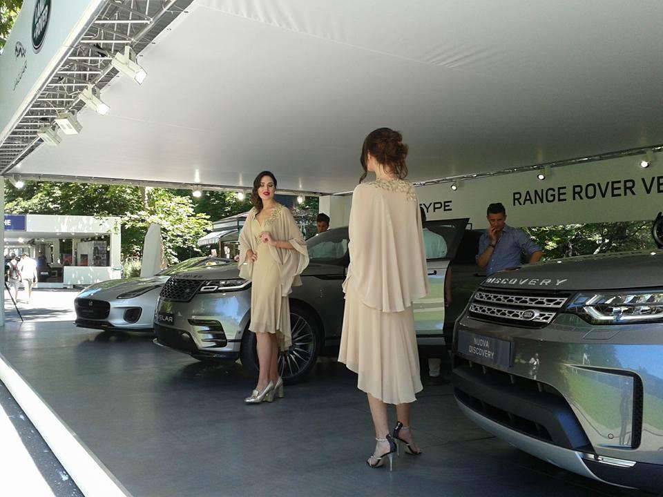 Jaguar e Land Rover vincono il Car Design Award 2017