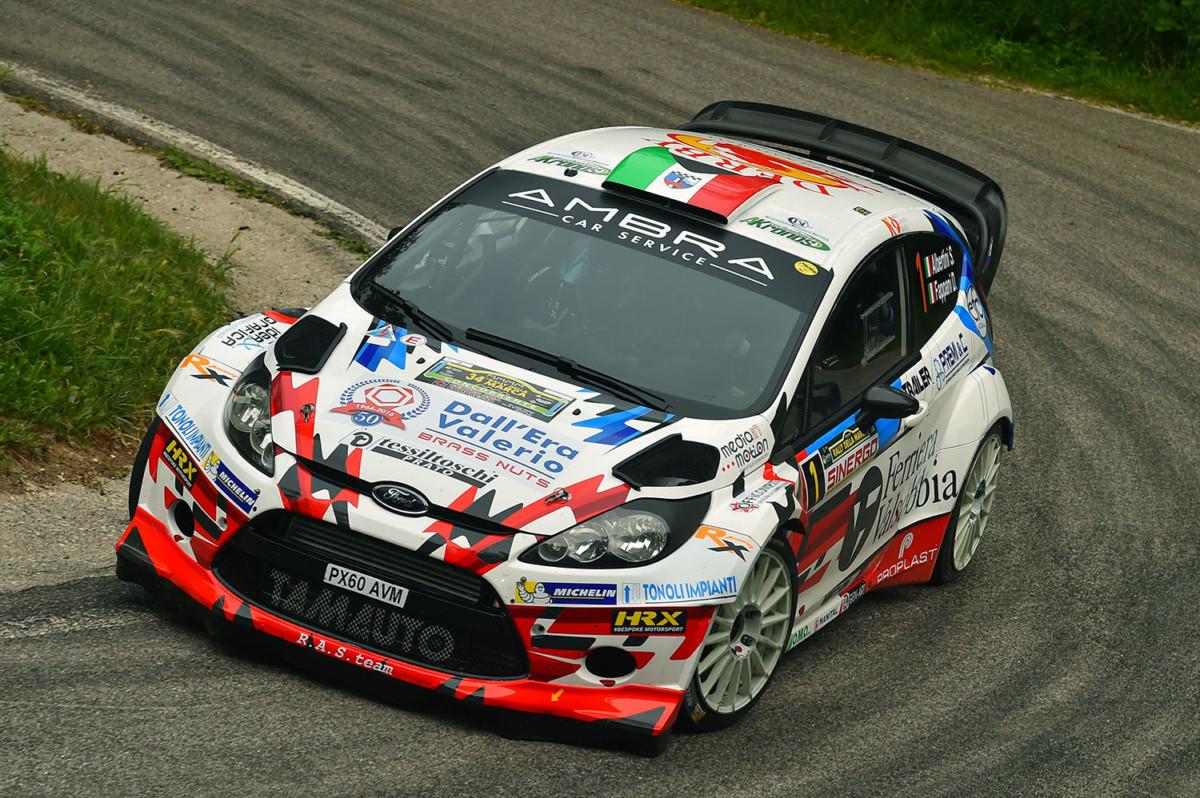 Albertini e Fappani vincono il Rally della Marca