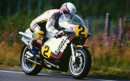 Marco Lucchinelli, nuova MotoGP Legend