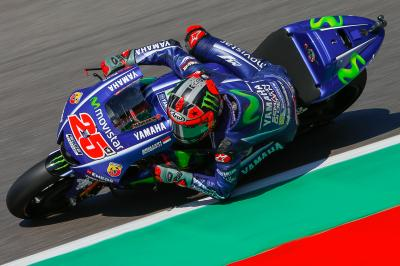 MotoGP: al Mugello pole di Viñales. Rossi secondo