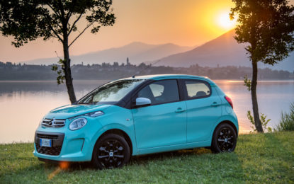 Citroën C1 Pacific Edition: arriva l'estate!