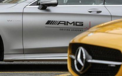 AMG Driving Academy Italia 2017