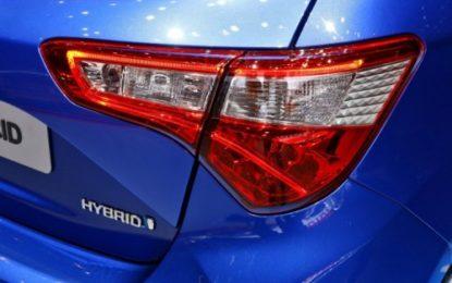 Auto ibride: in Piemonte bollo gratis per 5 anni