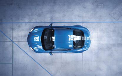 Alpine A110 Première Edition al Salone di Torino