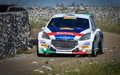 Rally del Salento: Andreucci vince Tappa 1