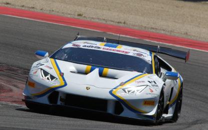 GT Italia: a Misano D'Amico si conferma leader del Campionato