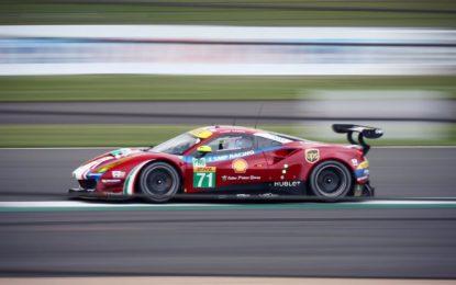 Davide Rigon e gli obiettivi alla vigilia di Le Mans
