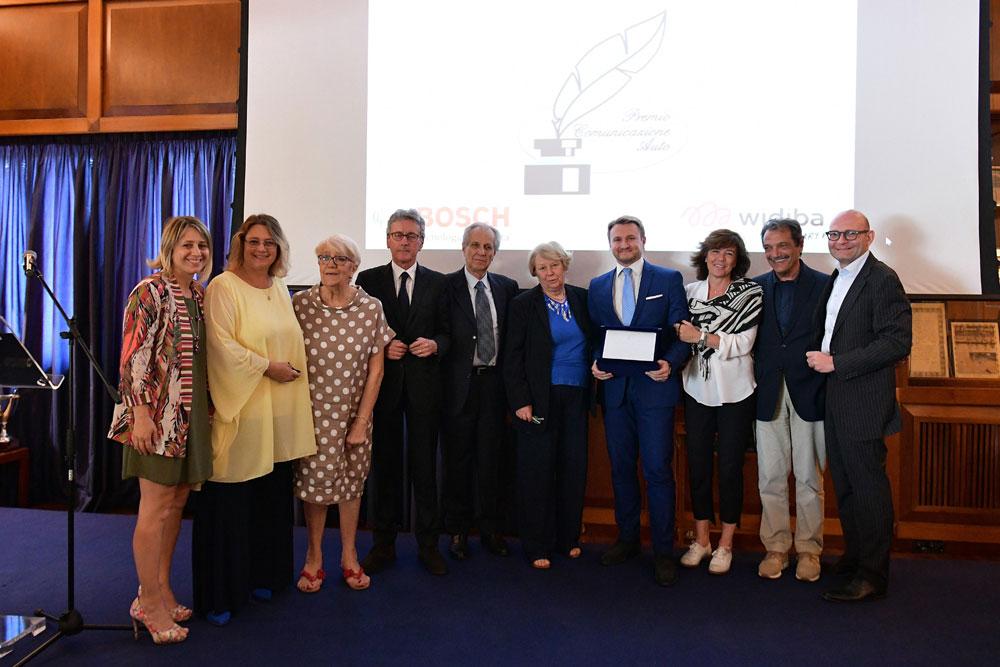 Roma  Motor Show: la presentazione e i premiati