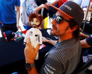 La McLaren nega che Alonso salti Singapore
