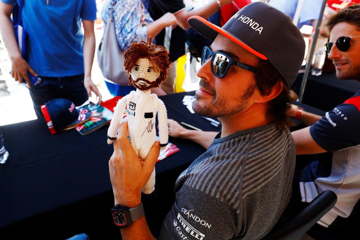 L'ha detto! Alonso potrebbe lasciare la McLaren