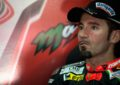 Incidente in allenamento a Latina per Max Biaggi