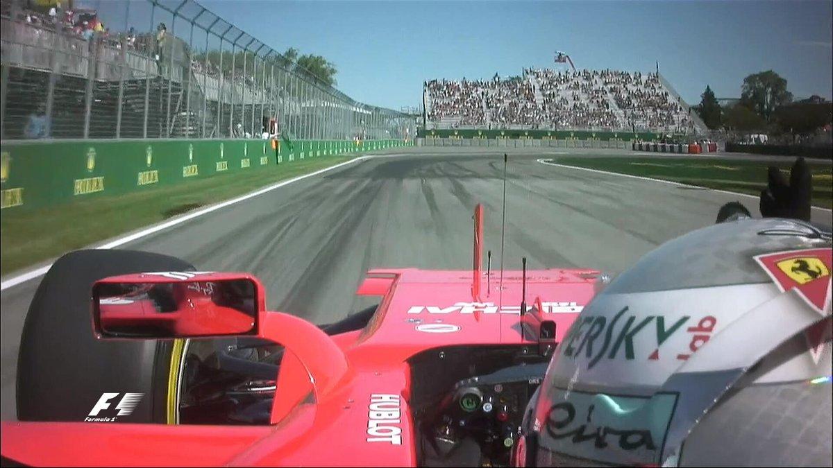 Canada: Ferrari davanti nelle FP3. Qualifiche alle 19