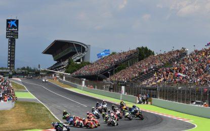 Motomondiale pronto per il GP di Catalunya, gli orari TV
