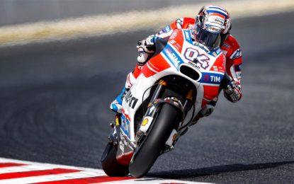 MotoGP: Dovizioso trionfa anche al Catalunya