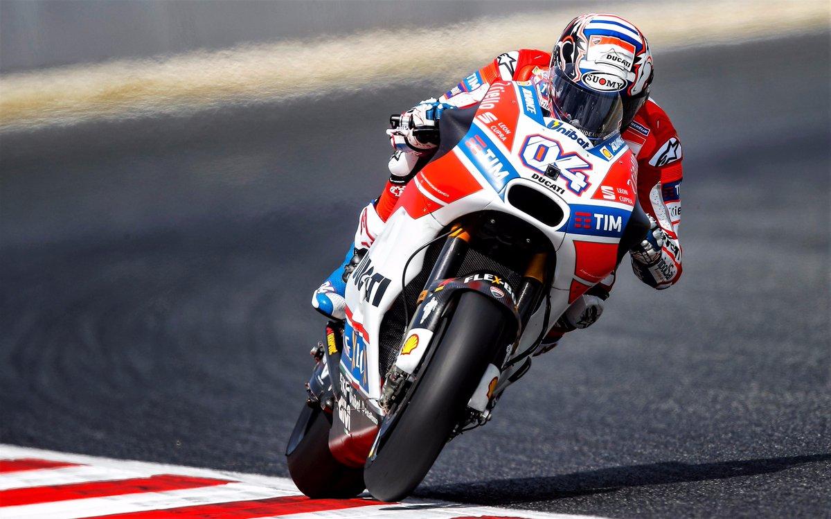 MotoGP, Montmelò - Dovizioso: