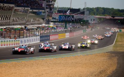 Le Mans: oltre 4.000 frenate in 24 ore