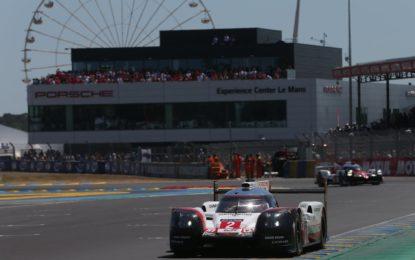 Terzo successo consecutivo per Porsche a Le Mans