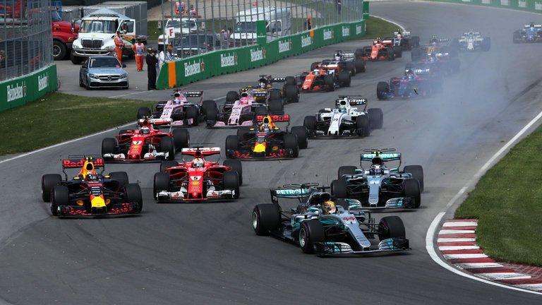 Il calendario F1 2018: 21 GP e la prima triplettta