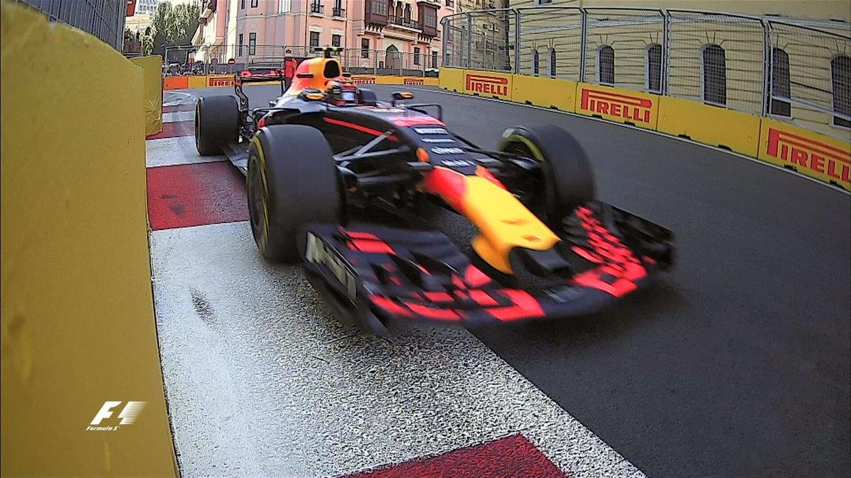 Formula 1 Azerbaijan: libere 1 con Red Bull davanti a Vettel
