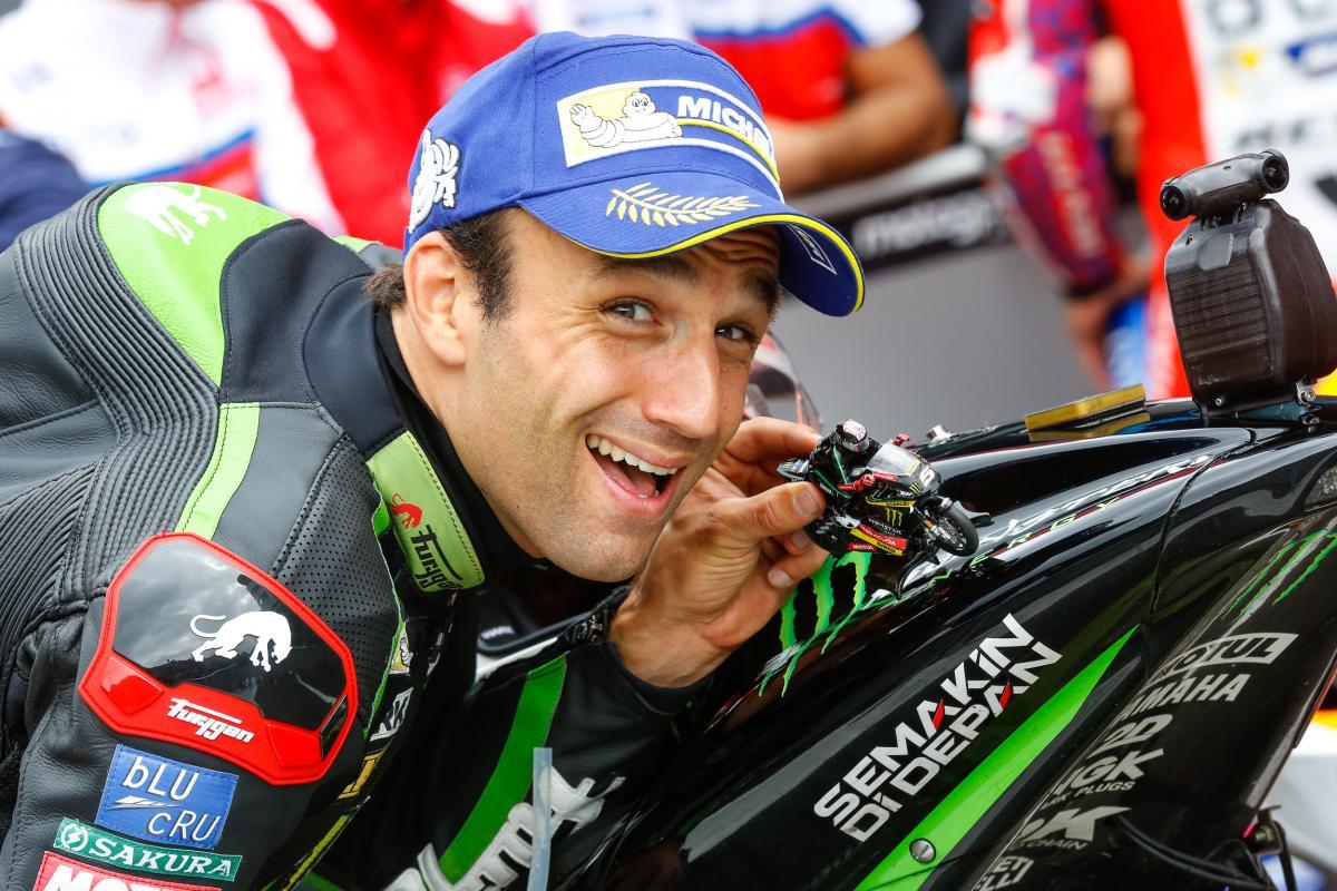 MotoGP: ad Assen prima pole di Zarco