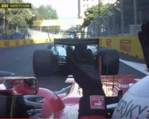 Vettel e il mea culpa su Baku