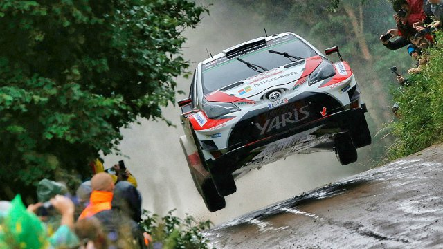Il Rally di Polonia su Fox Sports HD: gli orari TV