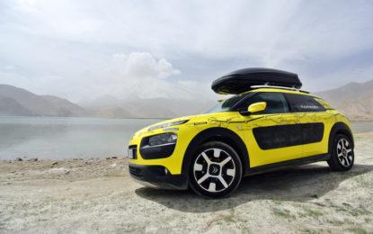 Citroën C4 Cactus e Avventura Gialla: i primi 10.000 km