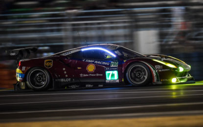 Le Mans: obiettivo raggiunto per Davide Rigon
