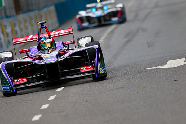 Formula E: DS Virgin Racing pronta per Berlino