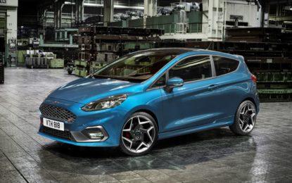 Ford al Salone di Torino con nuova Fiesta in anteprima nazionale