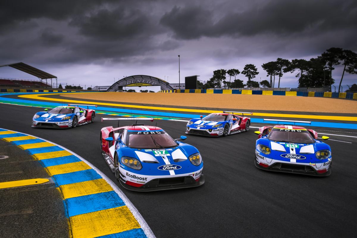 Le Mans: Ford Chip Ganassi Racing pronto a difendere il Titolo
