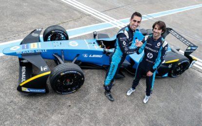 Renault e.dams conferma Buemi e Prost fino al 2019