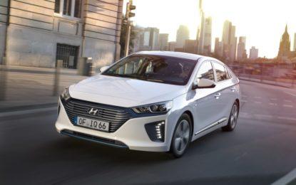 Promozione Hyundai IONIQ Plug-in Hybrid