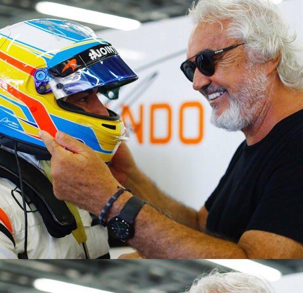 """Briatore: """"Alonso vuole Mercedes o Ferrari"""""""