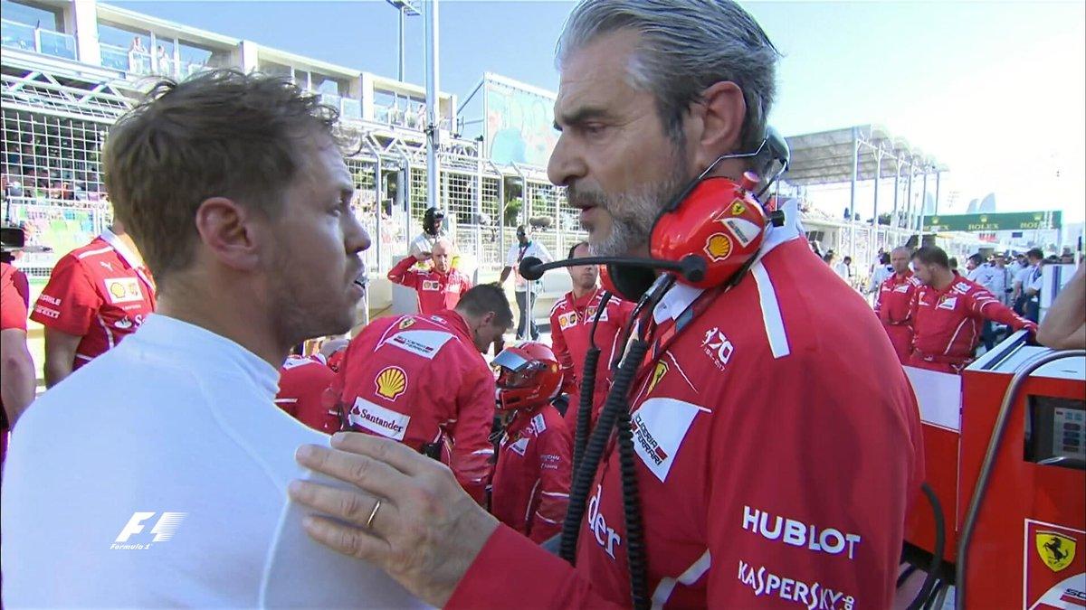 F1, Arrivabene su contatto Hamilton-Vettel: Siamo al Colosseo?