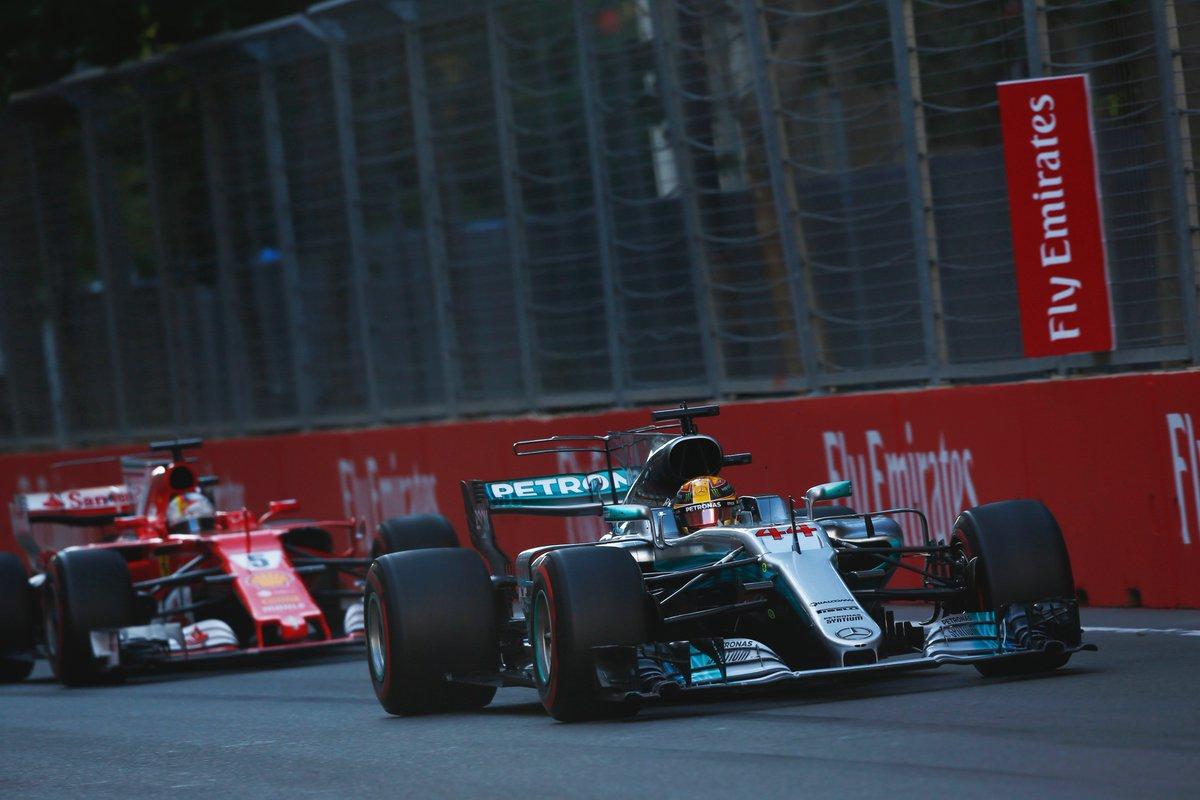 Hamilton e Vettel: scambio di opinioni a distanza