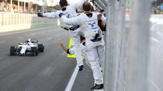 Lance Stroll soddisfatto della prima stagione in F1