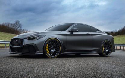 Pirelli e Infiniti: partnership per la Black S